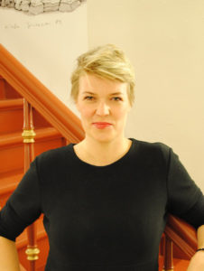 Foto: Advokat Marie Sølverud