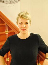 Fotografi: Avbildet er Advokat Marie Sølverud