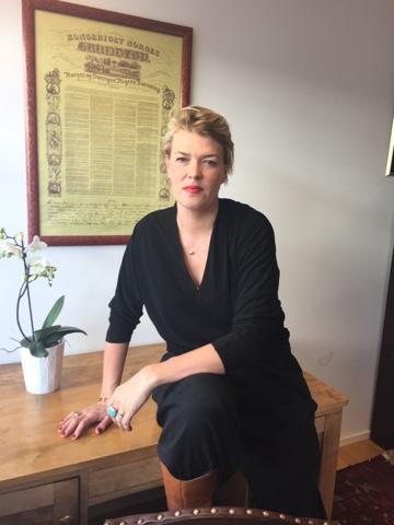 Foto: Bistandsadvokat Marie Sølverud